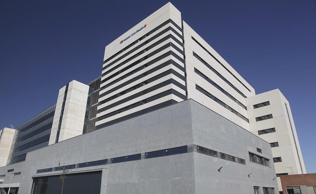 Hospital 12 Octubre. MADRID