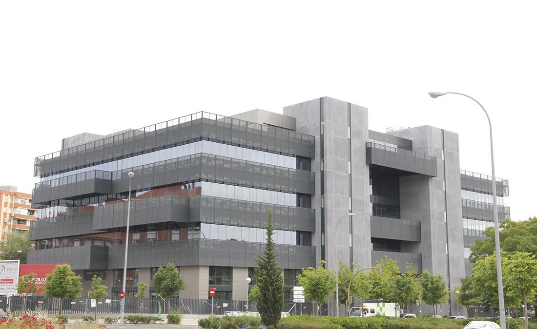 Edif. Sede Agencia Efe. MADRID