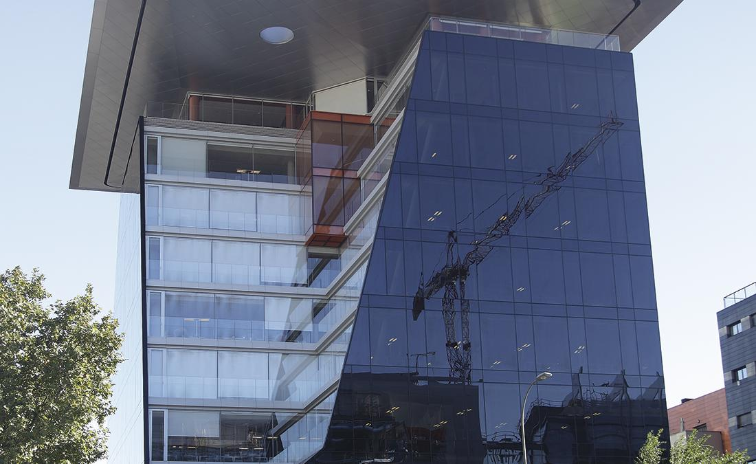 Edificio Arnaiz. Madrid