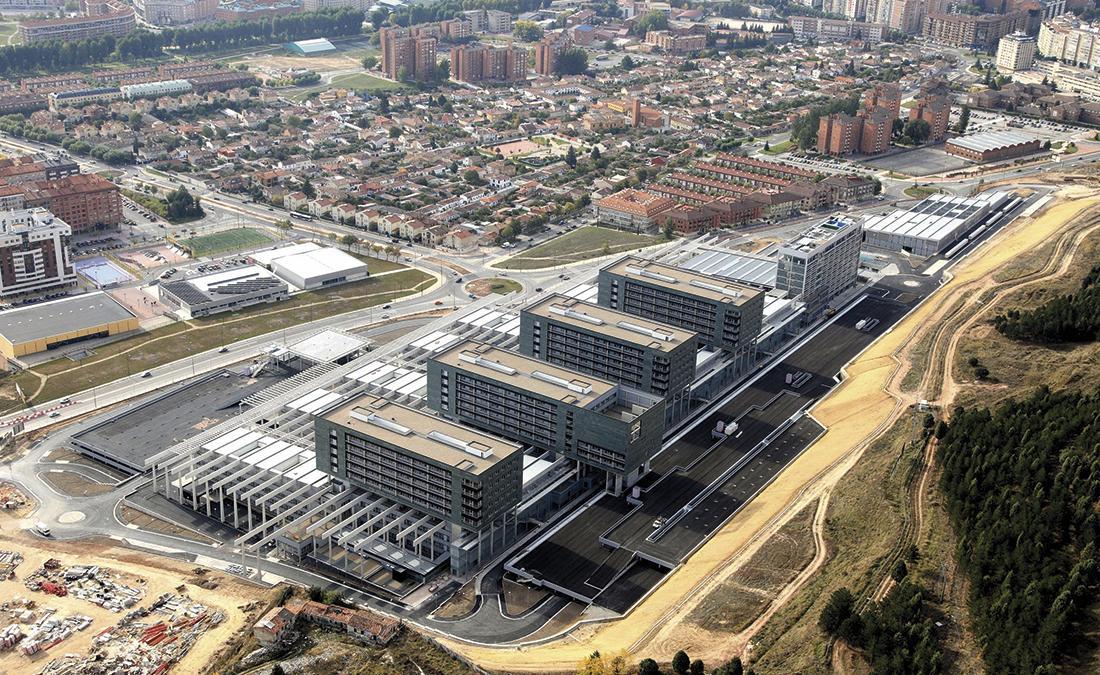 Nuevo Hospital Universitario. BURGOS