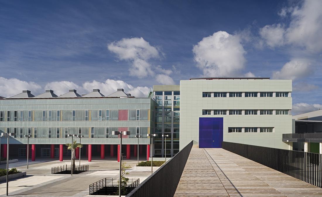 Nuevo Campus de la Salud. CEUTA
