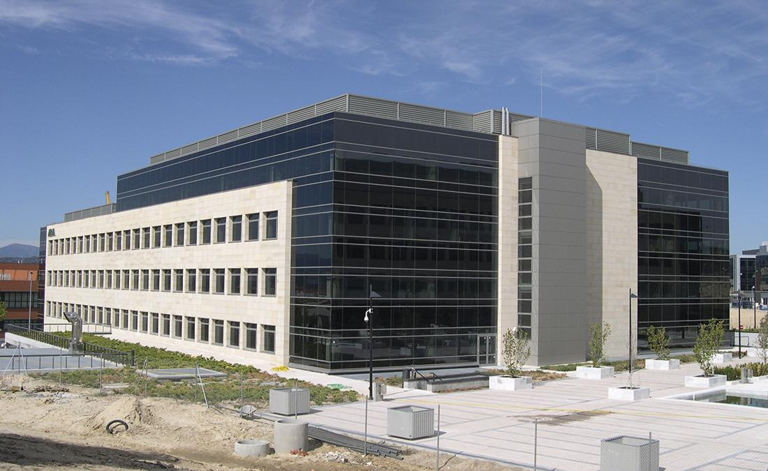Oficinas Parque Empresarial Las Rozas. MADRID