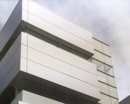Pabellón de Cardiología del Hospital Público de Navarra. PAMPLONA