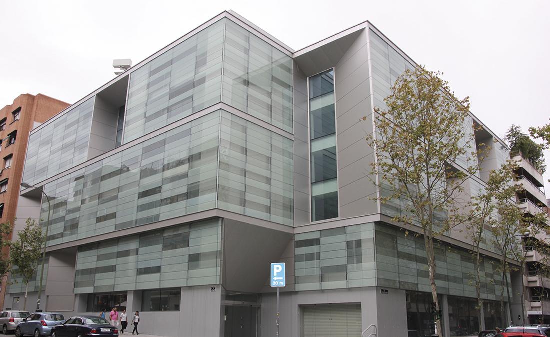 Reestructuración Edificio Oficinas en C/ Hernani 59. MADRID