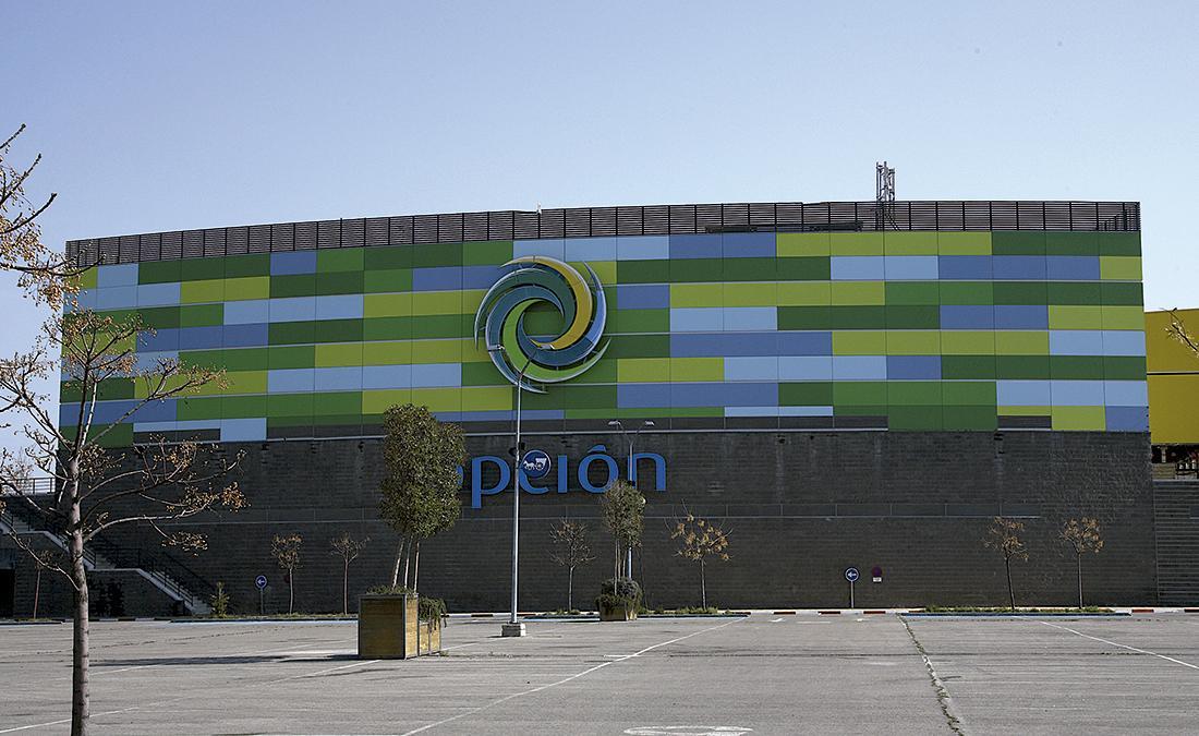 Centro Comercial Opción de Alcorcón. MADRID