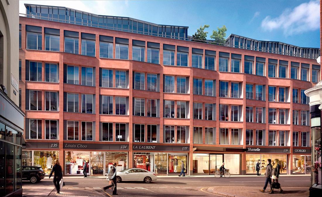 Sloan Street. LONDON