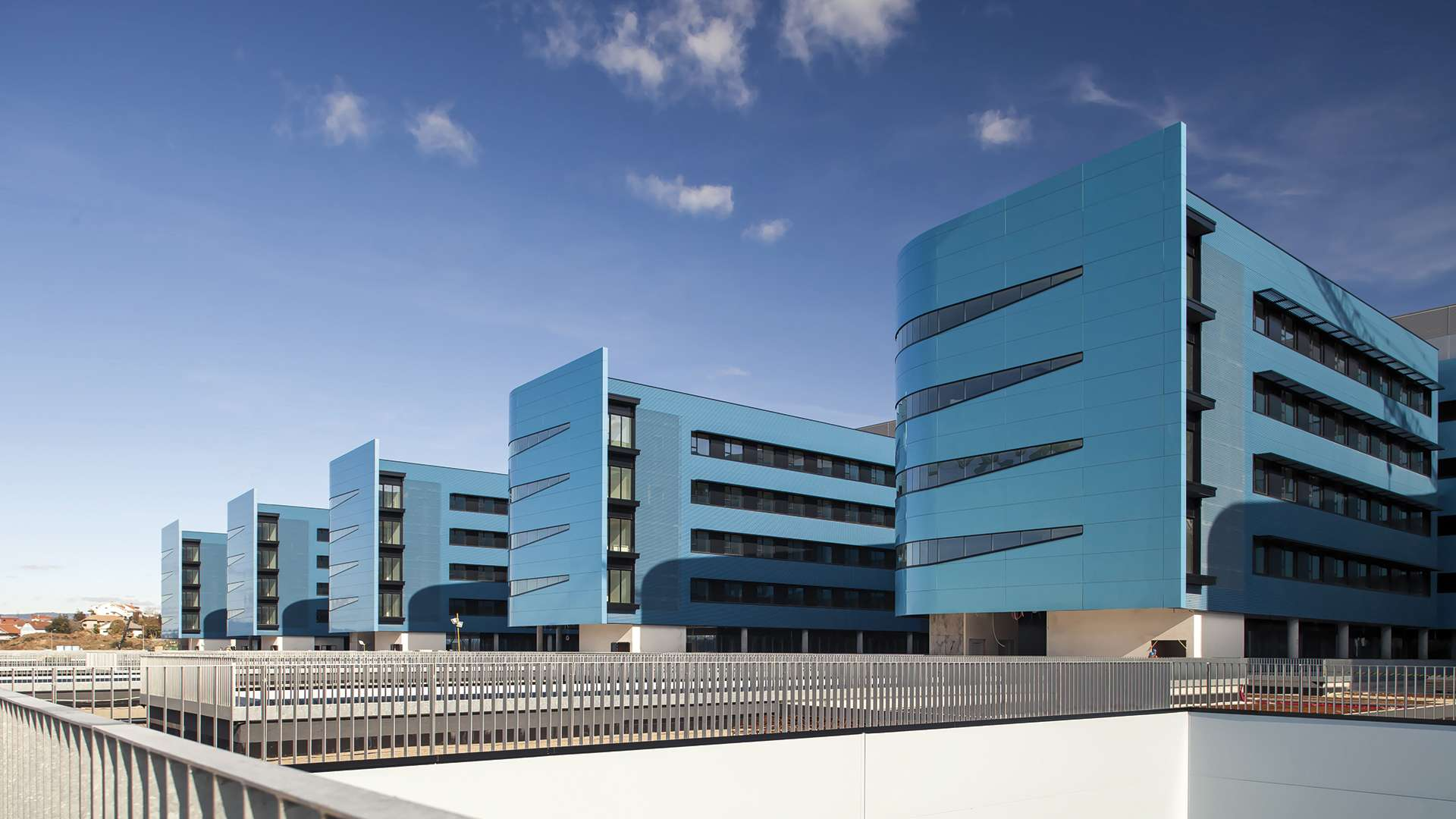 Nuevo hospital. Vigo